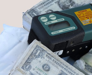 Customs and Patrol Agents Trust the Buster K910G Density Meter