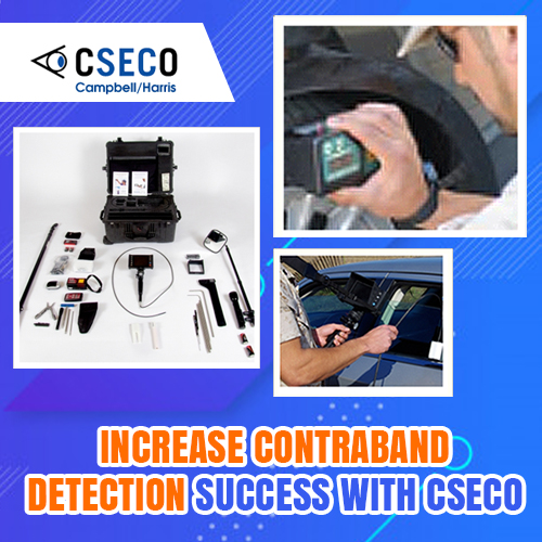 Increase Contraband Detection Success with CSECO