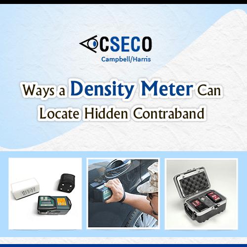 Ways a Density Meter Can Locate Hidden Contraband